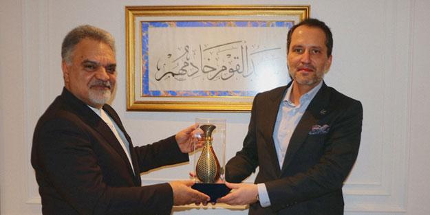 Erbakan: İran'ın geleceği Türkiye, Türkiye'nin geleceği de İran'dır!