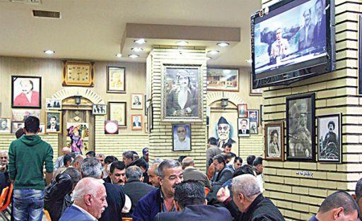 Erbil halkının gözü Diyarbakır'da idi