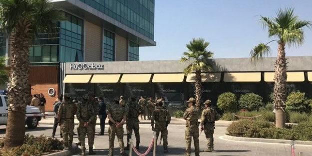 Erbil'deki hain saldırıya en sert tepki o ülkeden geldi: Bu alçaklık ötesidir