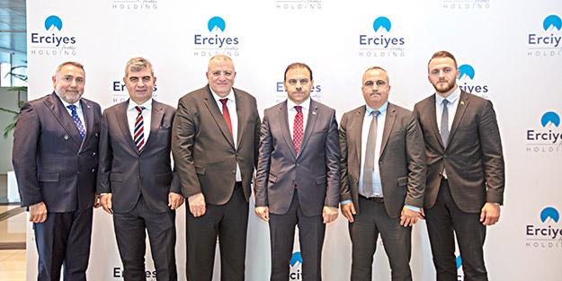 Erciyes Anadolu Holding faaliyette