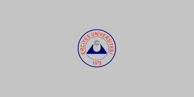 Erciyes Üniversitesi güz dönemi ek kontenjan öğrenci alımı 2019-2020