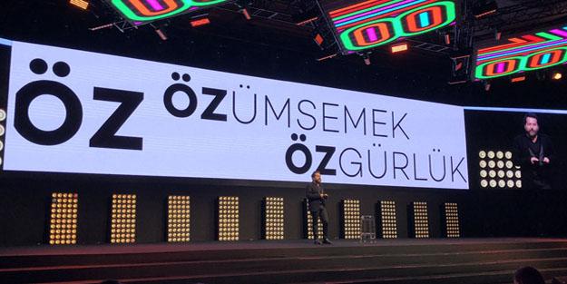 """ERDEN TİMUR """"ÖZÜMSEMEK ÖZGÜRLÜKTÜR"""""""