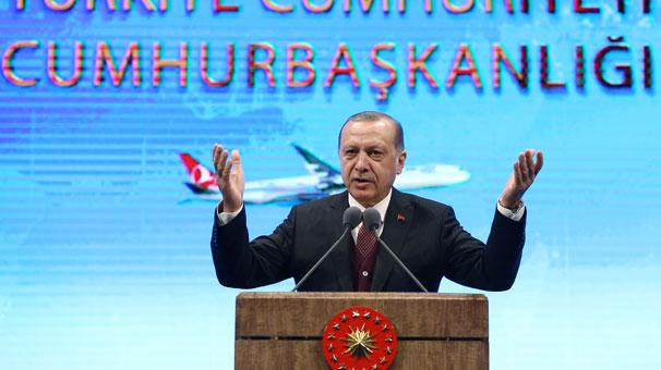Erdoğan: 11,8 milyar dolar gelir eldeetmeyi hedefliyoruz