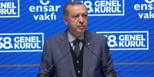 Erdoğan: 14 yıldır iktidarız ama...