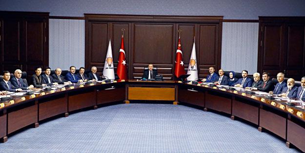 Erdoğan 3 yıl sonra yine başkan!