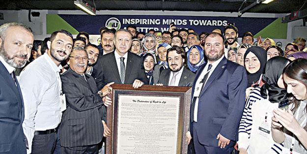 Erdoğan, 998 gün sonra genel başkan