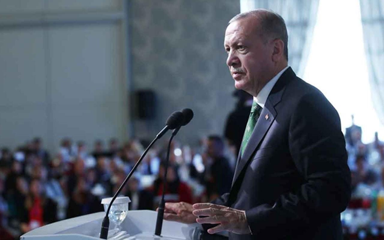 Erdoğan ABD kanalına konuştu! Son olay bizi üzmüştür