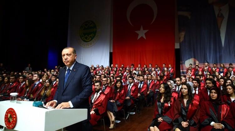 Erdoğan açıkladı: Çapa Tıp fakültesi taşınıyor!