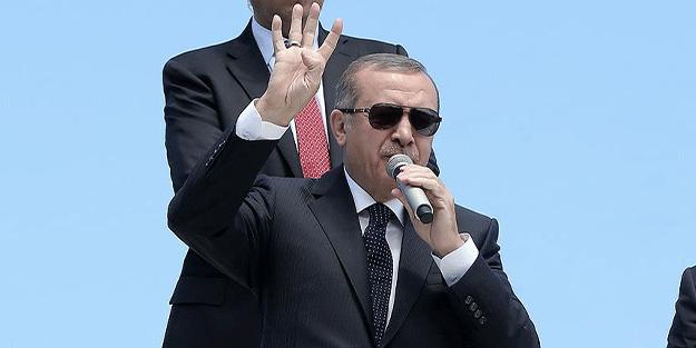 Erdoğan Ağrı'da açıkladı: Parasını veren tepe tepe kullanıyor