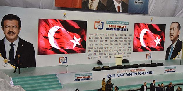 Erdoğan, AK Parti'nin İzmir adaylarını bugün açıklayacak