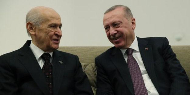 Erdoğan-Bahçeli görüşmesinde sürpriz isim