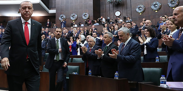 Erdoğan: Bakanlar meclisten de olabilir