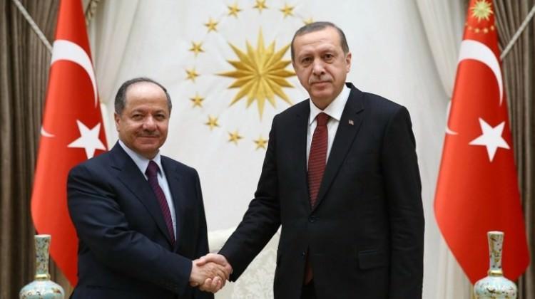 Cumhurbaşkanı Erdoğan ile Barzani görüşmesinin tarihi belli oldu
