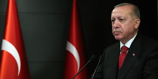 Erdoğan, Biden'la görüştü