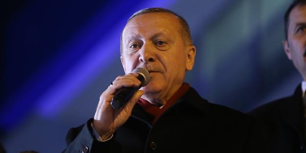 Erdoğan: Bir adım daha atıyoruz, Ey CHP zihniyeti istersen onu da engelle