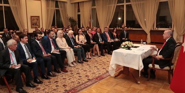 Cumhurbaşkanı Erdoğan: BM, bu skandalı yapamaz!