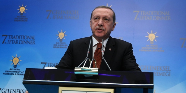 Erdoğan: BM sen ne iş yaparsın?