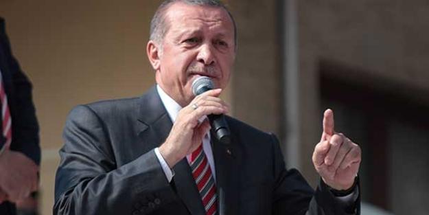 Erdoğan: Bu rüya asla gerçekleşmeyecek!