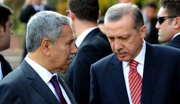 Erdoğan, Bülent Arınç'la görüşecek