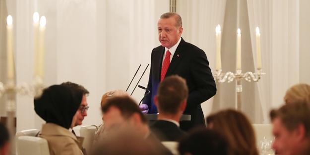 Erdoğan: Bunları burada konuşmak istemezdim ama...