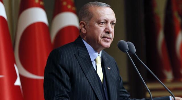 Erdoğan: Bunların zikri neyse fikri de o!