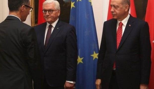 Erdoğan, Cem Özdemir'i takmadı