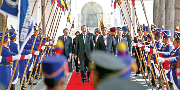 Erdoğan: Cenevre'den  bir netice çıkmaz