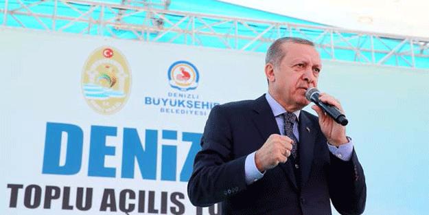 Erdoğan çok sert tepki gösterdi: Sen kimsin… Haddini bil!