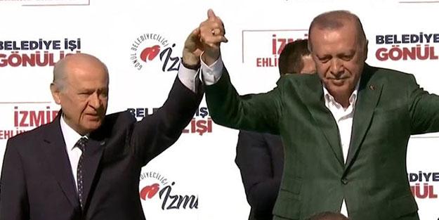 Erdoğan: Çünkü CHP ne demektir? Çöp, çukur, çamur