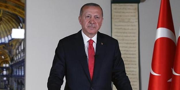 Erdoğan duyurdu! Ayasofya'nın açılışında dikkat çeken tarih: İşte 24 Temmuz'un önemi!