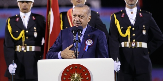 Erdoğan  'Müjdelerimiz olacak'…