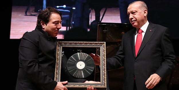 Erdoğan: Fazıl Say'la anlaştık, 29 Ekim'de gelecek