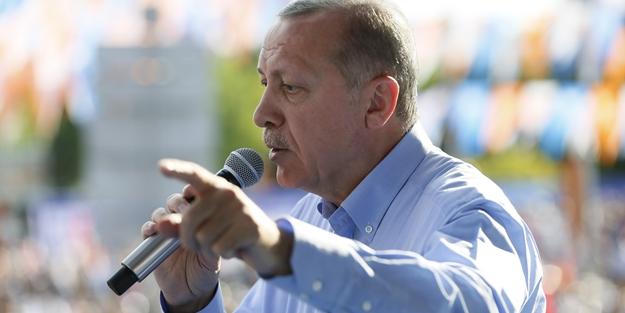 Erdoğan: Erbakan hoca mezardan çıksa...