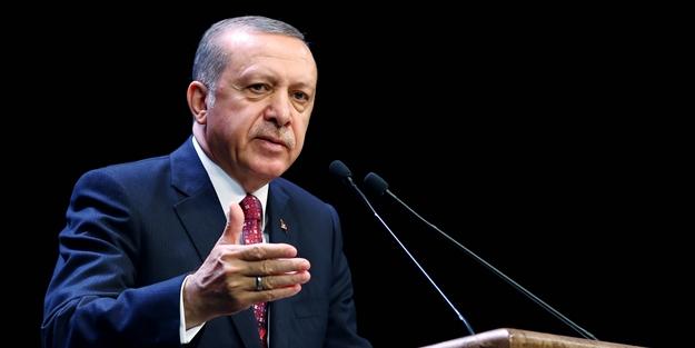 Erdoğan: Bu sınırları gönüllü kabul etmedik