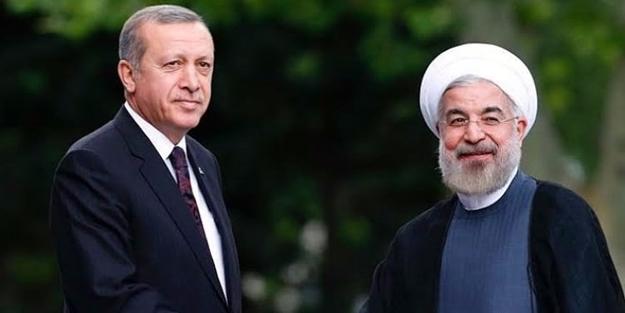 Erdoğan görüşmesi sonrası İran'dan açıklama