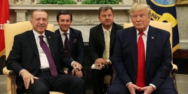 Erdoğan görüşmesinin ardından Trump'tan 'Türkiye' talimatı!