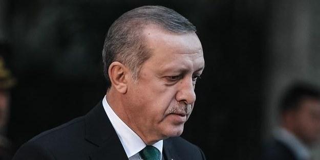 Erdoğan hakkında skandal paylaşım!