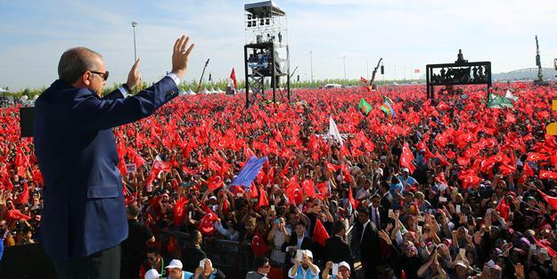 Erdoğan: Hazırlığımızı yapıyoruz