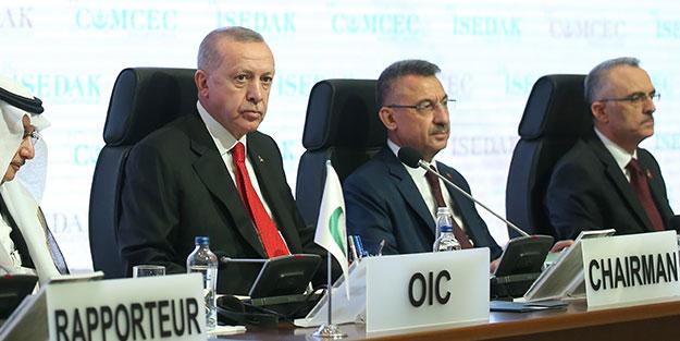 Erdoğan'dan BMGK eleştirisi: Hz. Ömer'in dediği gibi...