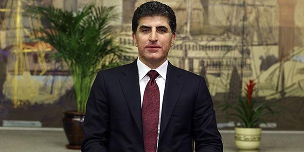 Erdoğan ile görüşen Barzani'den ilk açıklama