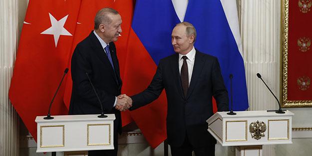 Erdoğan ile Putin 'ateşkes' kararı verdi! İşte kritik anlaşmanın maddeleri