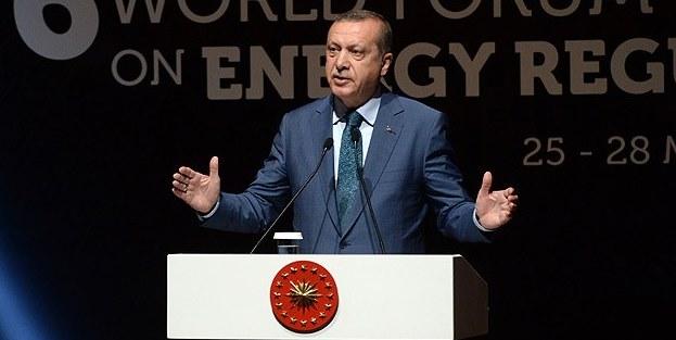 Erdoğan: İŞİD bu petrol kuyularını kim için kullanıyor?