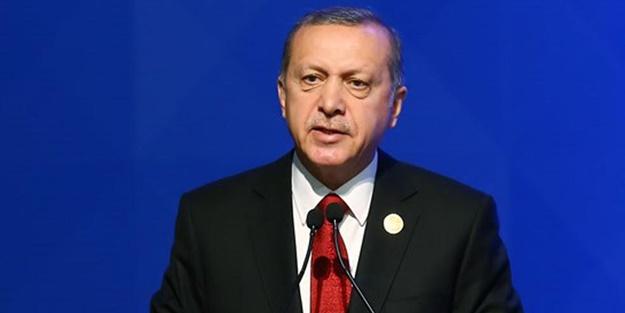 Erdoğan: Oturup, konuşup, dağılacaksak...