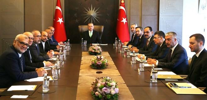 """""""Türkiye Filistin'e sırtını dönmeyecek!"""""""