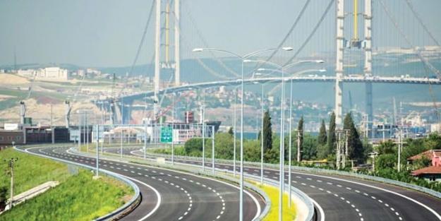 Dev proje! Açılışını Erdoğan bugün yapacak