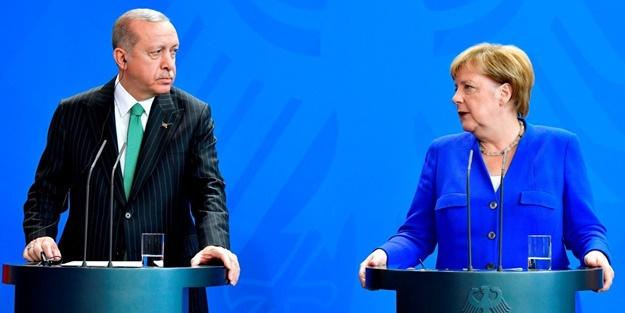 Erdoğan 'Kapıları açarız' demişti! Merkel yumuşadı
