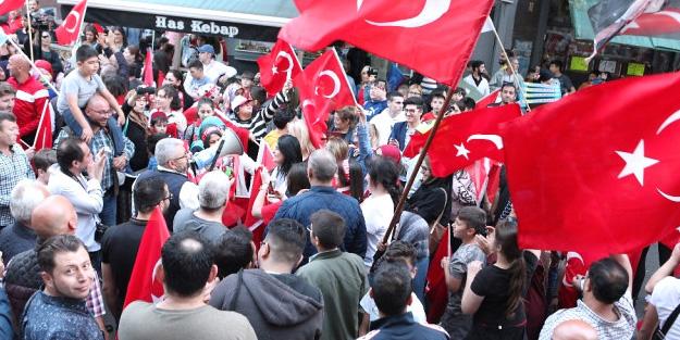 Erdoğan kazandı, FETÖ ve Avrupa ülkeleri Avrupalı Türklere saldırıya geçti!