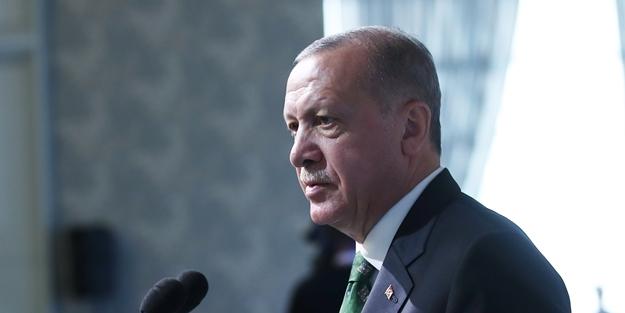 Erdoğan 'kimlik savaşı' mesajı: Kaybedersek hiçbir şeyimiz kalmaz