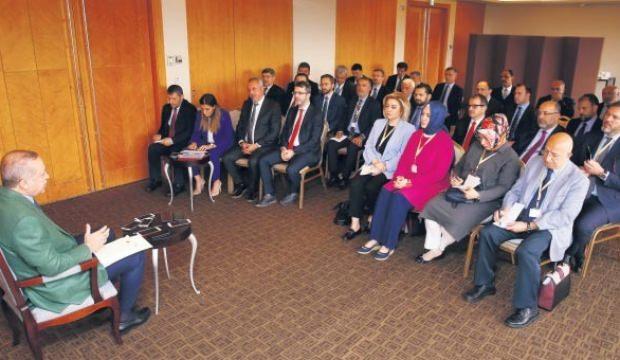 Erdoğan: Manifestoyu Pazartesi günü açıklayacağım