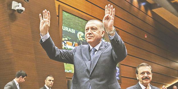 Erdoğan: Medeniyetimizi inkâr edenden hayır gelmez